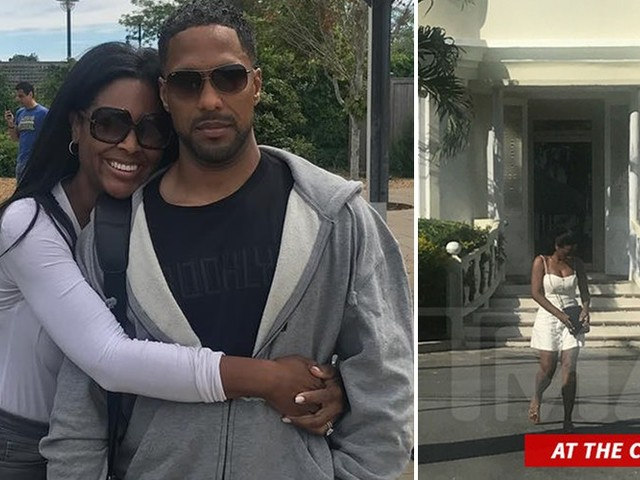 Kenya Moore Undergoing IVF Treatments in Barbados in Hopes of Finally Becoming a Mother