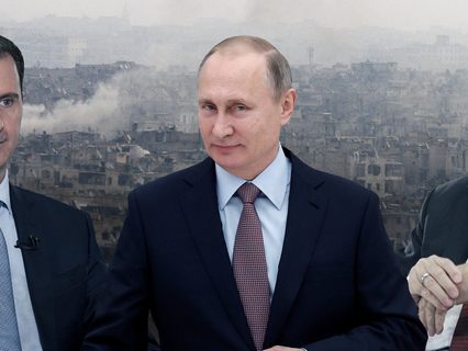 "Putin Planning""Deal Of The Century"" Between Syria & TurkeyAs US Exits"