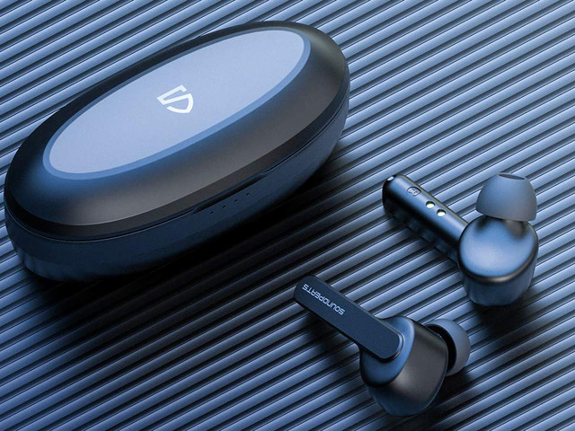 Earphones like AirPods are only $25 today, or get Moov 25 Bluetooth buds for just $12