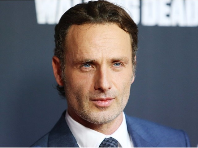 15 Pictures That Prove Andrew Lincoln Is a Walking, Talking Hottie