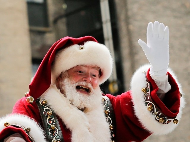 The stock market could be headed for a 'Santa Claus rally' that pushes it to even loftier record highs