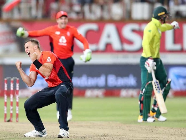 Tom Curran Holds Nerve As England Edge Thriller To Level T20I Series