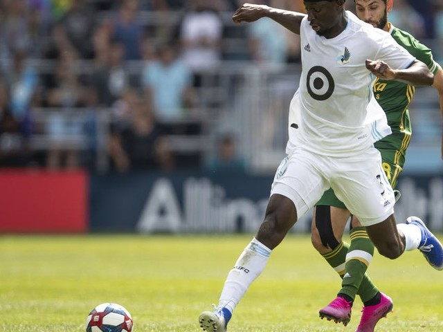 Ike Opara wins second MLS defender award for leading Loons' turnaround