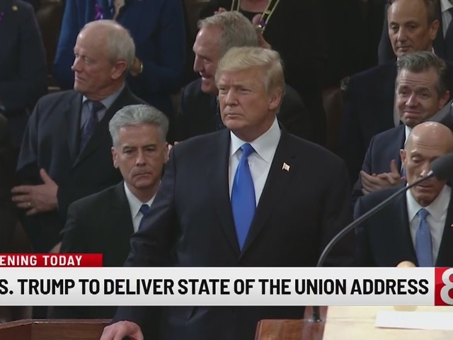 Trump to call for unity, face skepticism in State of Union