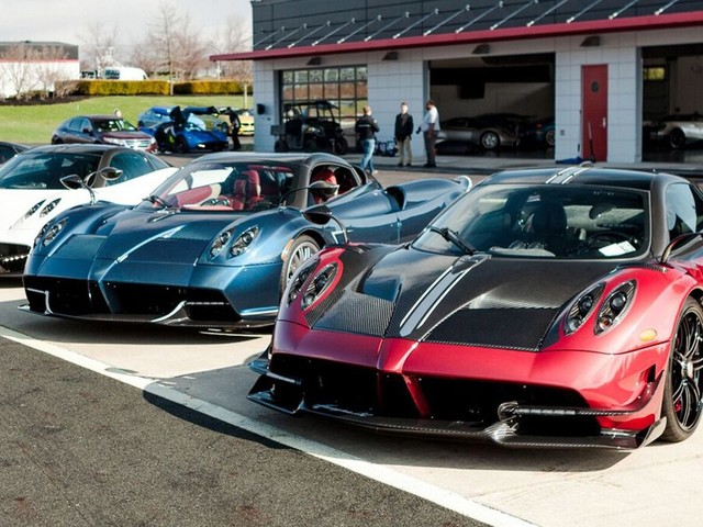 Lease a Pagani Huayra for Only $25,339 a Month