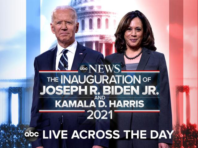 Inauguration Day 2021: Joe Biden takes helm as president, Kamala Harris now 1st female VP   WATCH LIVE