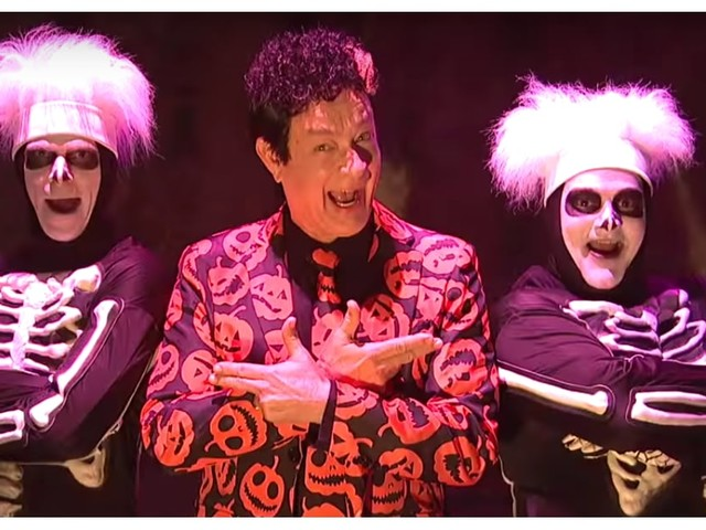 The Best SNL Halloween Sketches of All Time - Yes, We Included David S. Pumpkins