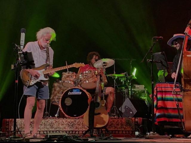 Bob Weir & Wolf Bros Kick Off September 2019 Tour In San Diego