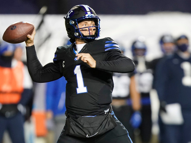 Zach Wilson's pro day a huge moment in Jets' QB decision