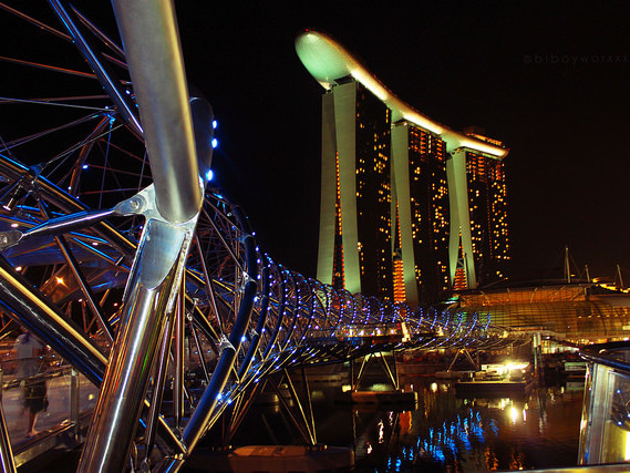 Visit 2 Cities – United – $504: San Francisco – Hong Kong & Singapore. Roundtrip, including all Taxes