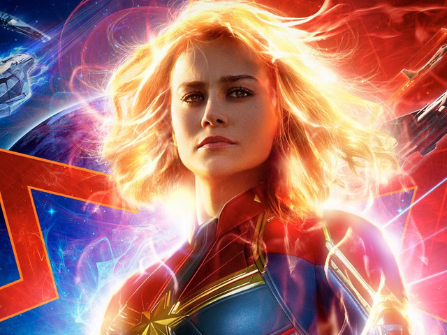 A new 'Captain Marvel' clip, and all the other movie trailers you need to watch this week