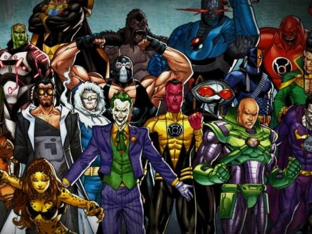 The Ten Greatest DC Comics Supervillains Of All Time