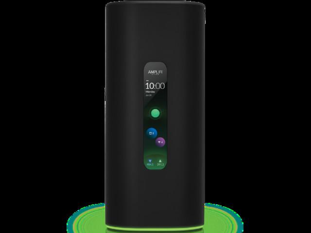 Ubiquiti AmpliFi Alien Wi-Fi 6 router has a big, beautiful color touchscreen