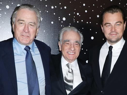 Film News Roundup: Leonardo DiCaprio Presenting Robert De Niro SAG Life Achievement Award