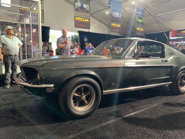 You can buy the Bullitt that McQueen couldn't