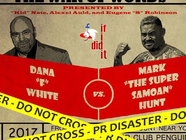 If I Did It: Mark Hunt vs the UFC