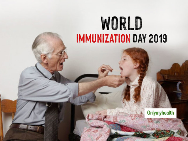 World Immunization Day 2019: Here's A Complete Guide For Immunization In India