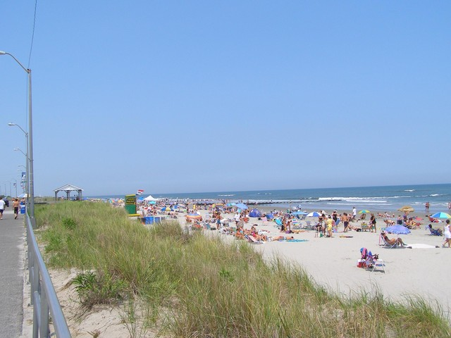 Summer at the Jersey Shore