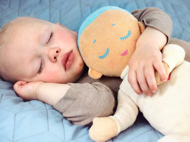 This doll gives new parents the gift of sleep