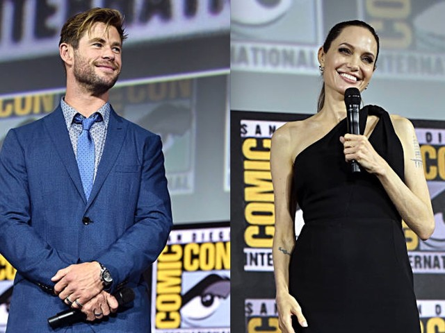 Truth About Angelina Jolie And Chris Hemsworth's Relationship