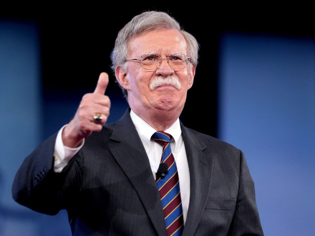 Democrats call on John Bolton to testify after book bombshell