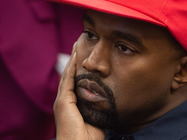 Kanye West is now legally called Ye—with no middle or last name