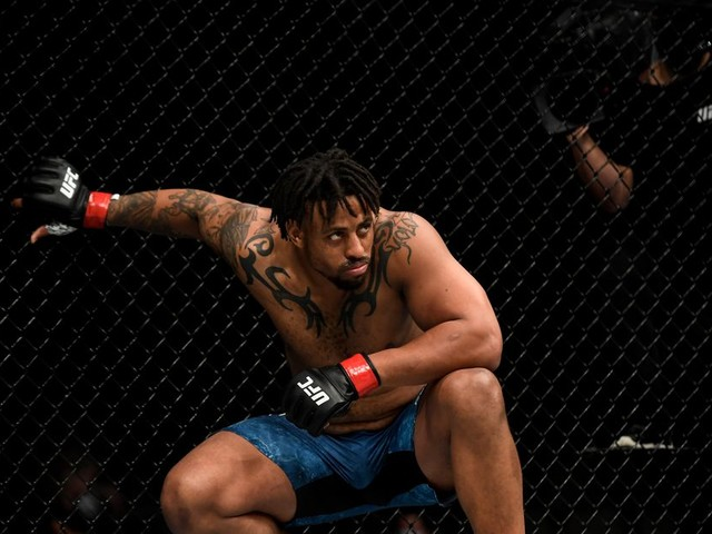 Report: Greg Hardy vs. Khalil Rountree targeted for UFC 252