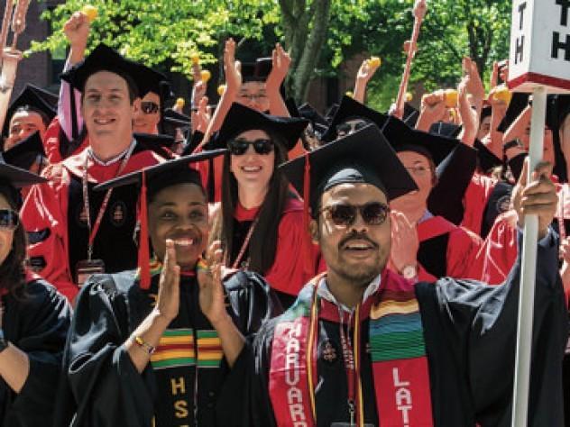Harvard Postpones Commencement