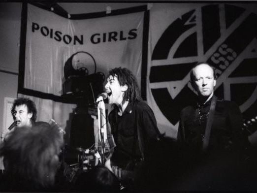 Crass continue Feeding Of The Five Thousand remix project with Johnny Dynell's version of G's Song