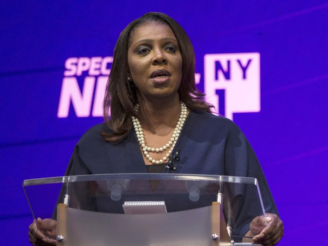 Letitia James wins New York attorney general Democratic primary