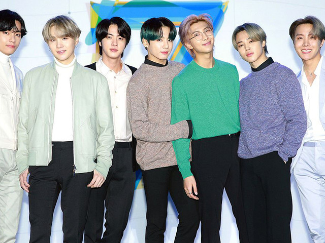 BTS Says 'We Stand Together' Against Racial Discrimination