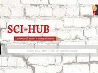 Legal questions raised over links to Sci-Hub