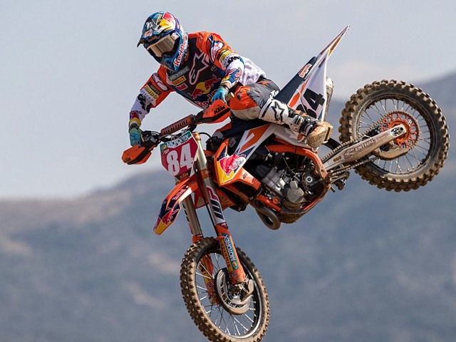 Jeffrey Herlings Injuries Foot In Preseason Crash - Unlikely Defending Champion Will Race In Argentina