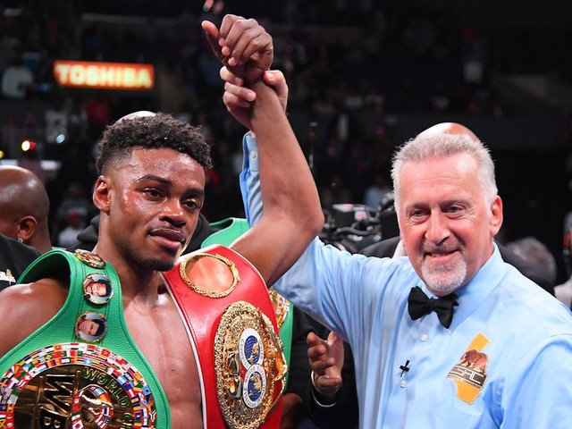 Report: Spence Jr vs. Danny Garcia planned for January