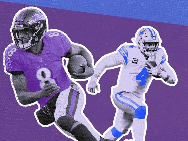 Rushing QBs Will Be the Late-Round Fantasy Football Picks of the Year