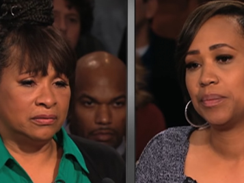 WATCH: This Long Lost Daughter & Birth Mother's Reunion On 'Judge Mathis' Has Us Ugly Crying