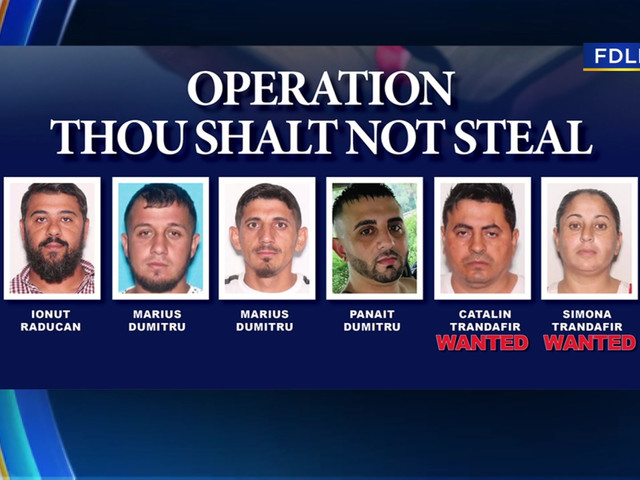 'Operation Thou Shalt Not Steal': FDLE Arrests 4 Accused Of Stealing Donations From Florida Churches