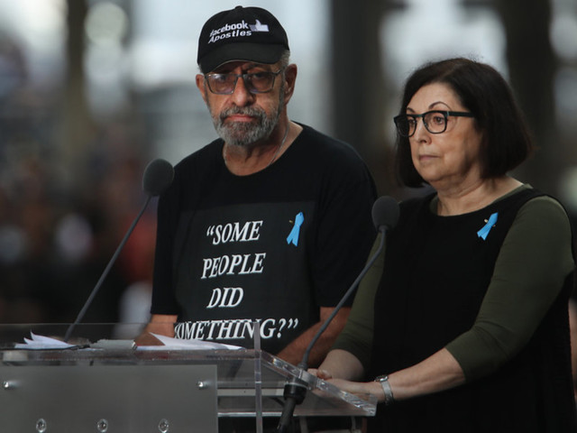 9/11 victim's son slams Rep. Ilhan Omar — who once said of the attack 'Some people did something' — during memorial: 'We know who and what was done'