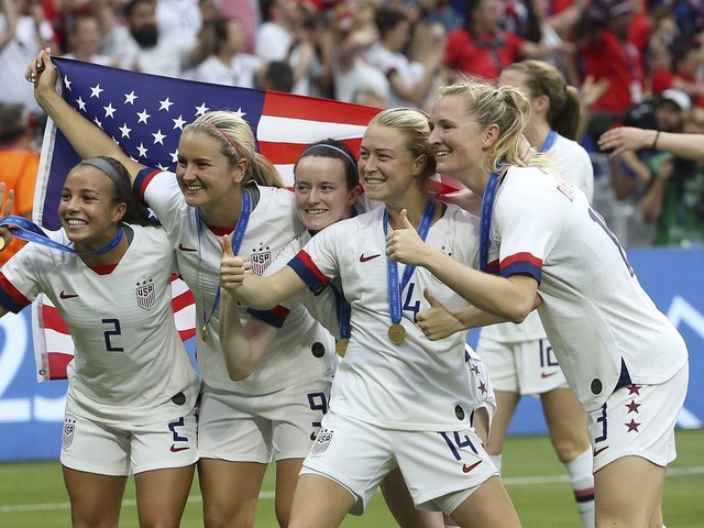 Mapping out the USWNT's future