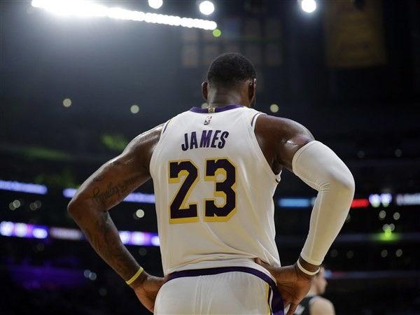 Briggs: LeBron disappoints in disgraceful bow to China