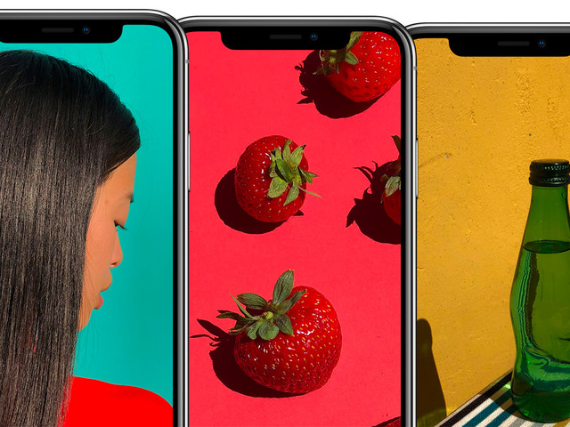 The iPhone X's notch already works