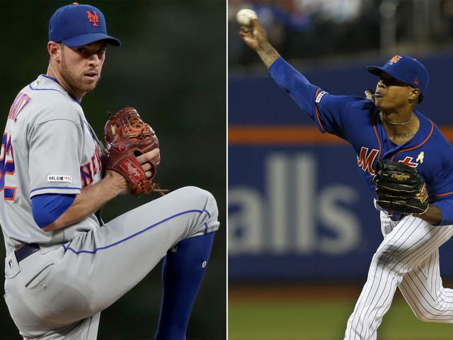 Mets flip Steven Matz and Marcus Storman in key wild-card move