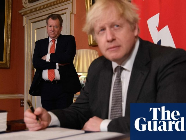 UK rejects EU's Northern Ireland moves, saying Brexit deal must be renegotiated