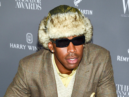 Tyler, the Creator Talks 'Sensitive' Drake, Supports Solange at 'Bridge-s' Exhibit