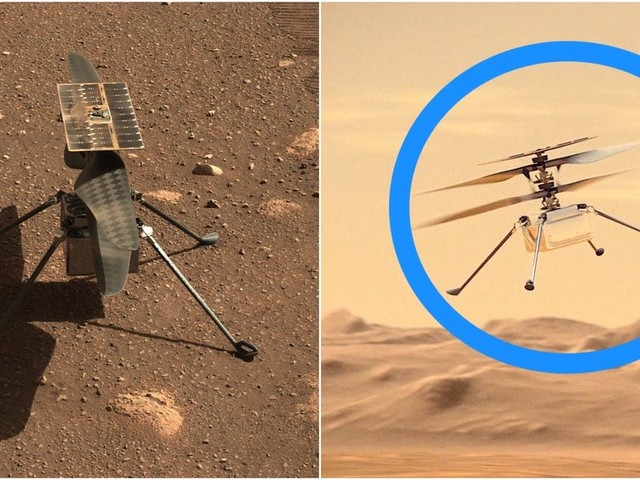NASA's Ingenuity helicopter just failed to lift off from the Martian surface, but it will try again on Friday