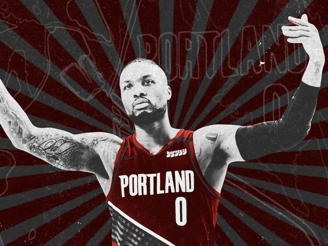 Damian Lillard Demands Your Attention