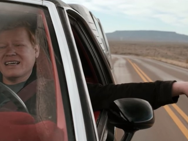 Jesse Plemons Singing in El Camino Is One of the Creepiest Movie Scenes of All Time