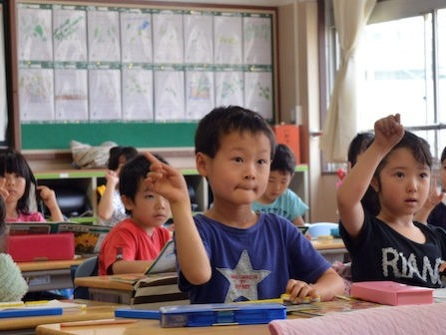 Japan's Child Population Hits All-Time Low