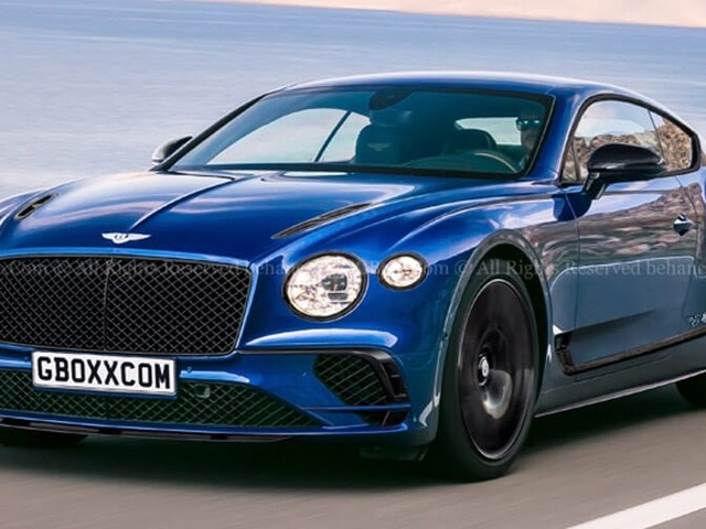 A New Bentley Supersports Is Only A Matter Of Time... And Muscle