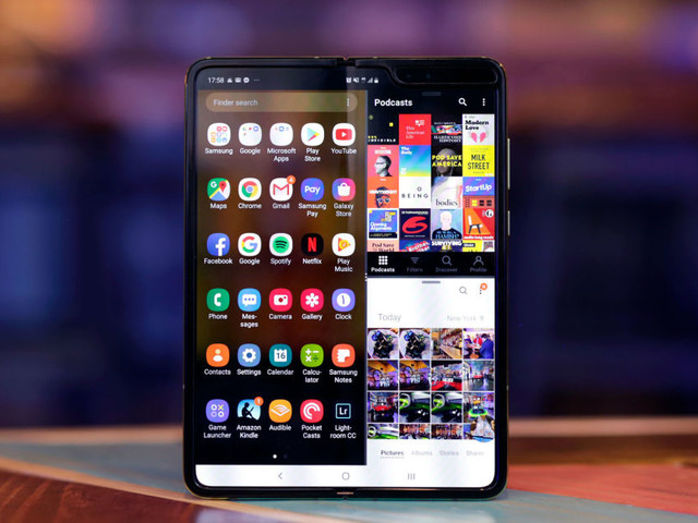 Galaxy Fold review: A lot of money for a prototype